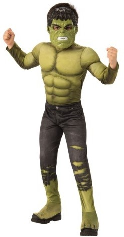 Infinity War Hulk Costume